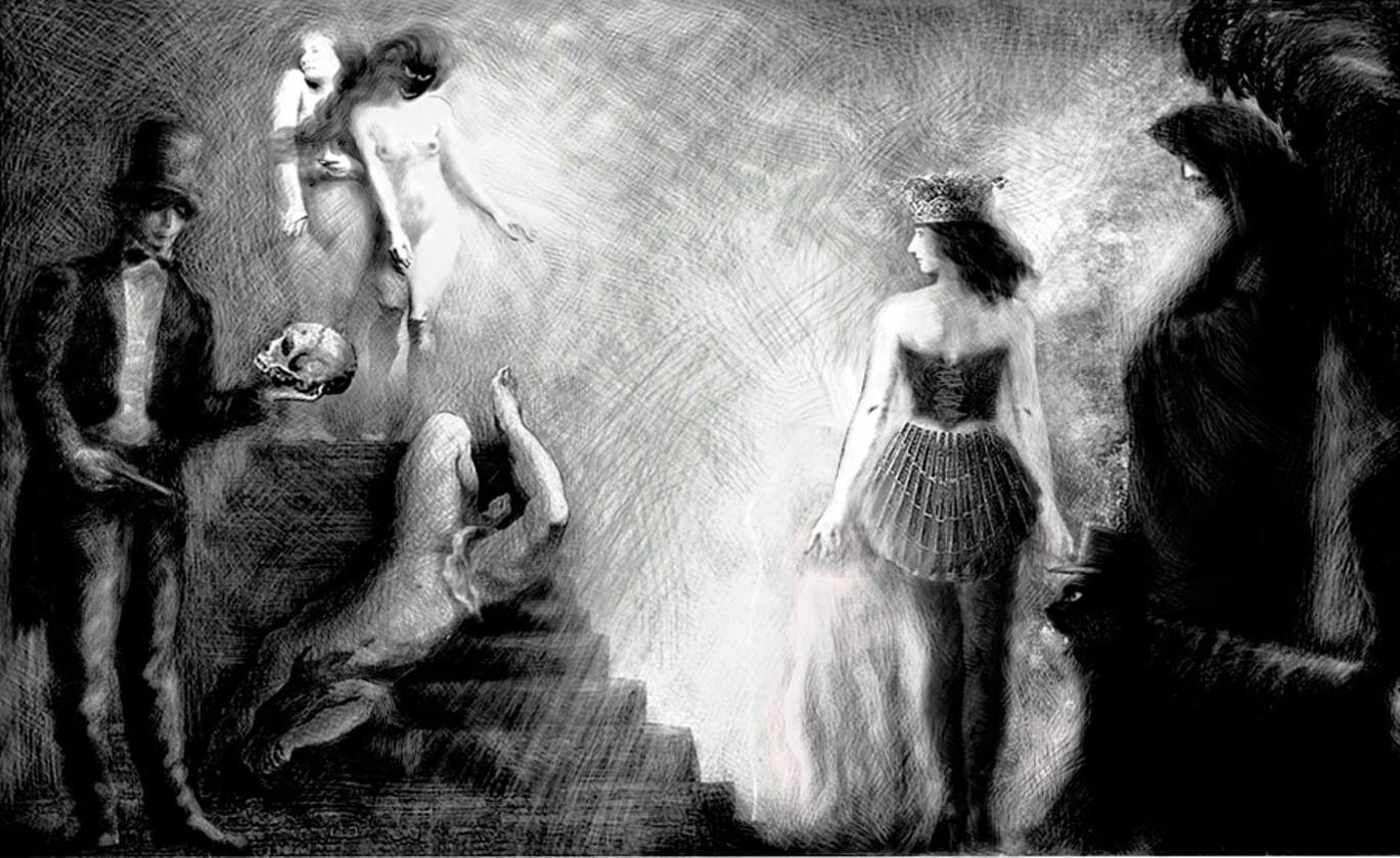 ПЯТЬ КЛЮЧЕЙ К «МАСТЕРУ И МАРГАРИТЕ» - МАГИЯ ЛУННОГО СВЕТА