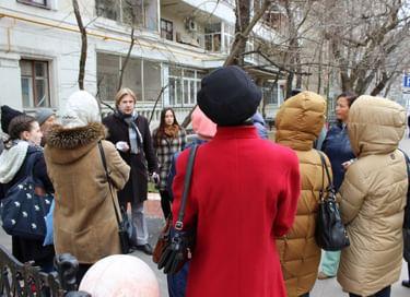 Пешеходная экскурсия «Скрябинский Арбат»