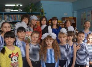 Третьяковская сельская библиотека № 15