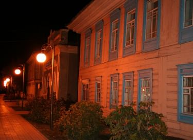 Ночь музеев в Венгеровском краеведческом музее им. П. М. Пономаренко