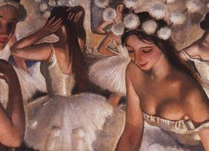 Танец на холсте: 5 картин русских художников