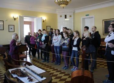 Комплексная экскурсия «Пётр Чайковский. Годы детства»