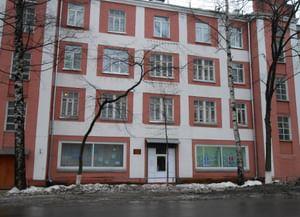 Центральная библиотека г. Сокол