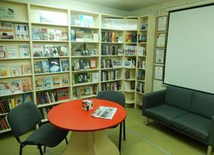 Исакогорская библиотека № 12