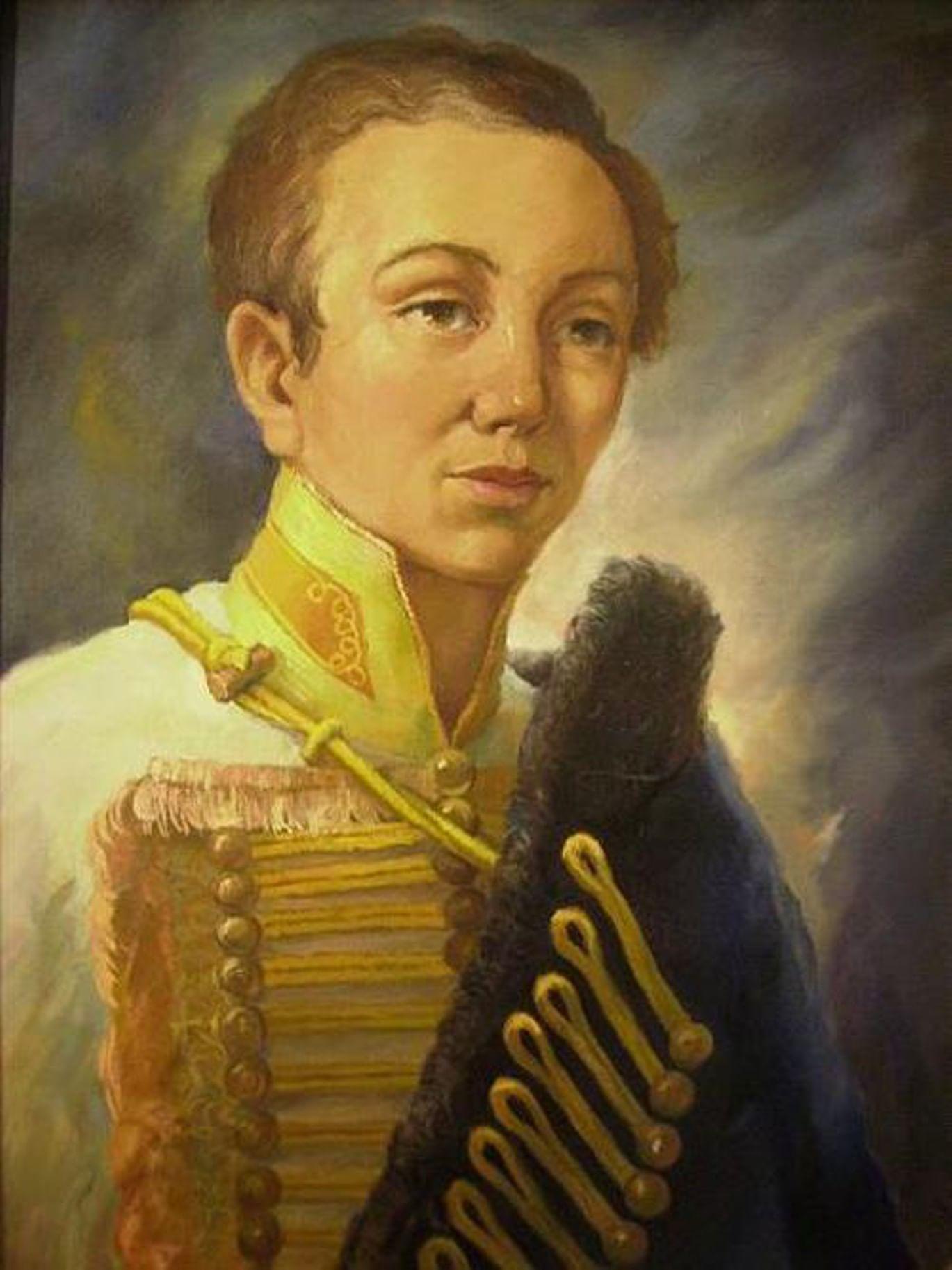 Удивительная жизнь кавалерист-девицы Надежды Дуровой