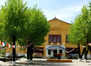 Песковская сельская библиотека