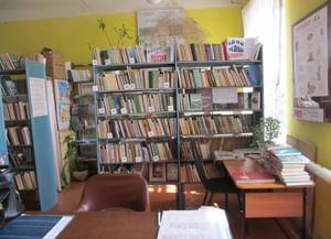 Старокриушанская сельская библиотека № 3