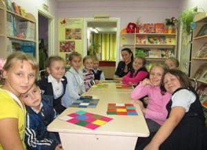 Исакогорская детская библиотека № 13