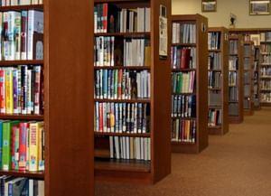 Листопадовская сельская библиотека