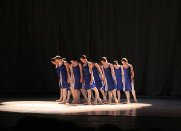 Вечер хореографии «Молодой балет»