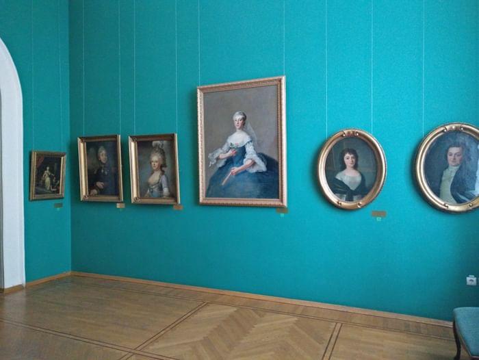 Выставка «Русское искусство XVIII века»