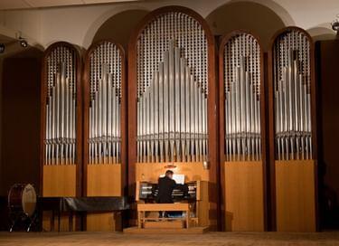 Концерт «Хоралы для органа»
