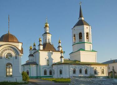 Экскурсия «Прогулка по ул. Крылова, или Тайна старца Феодора Козьмича»