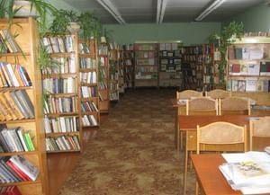 Верхнекарачанская сельская библиотека
