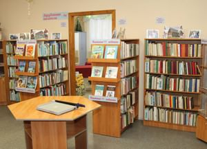 Муниципальная библиотека «Кольцевая»