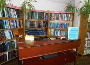 Новобогородицкая сельская библиотека