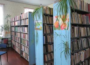 Новолиманская сельская библиотека