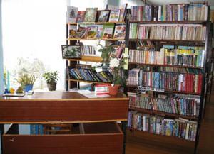 Старомеловатская сельская библиотека