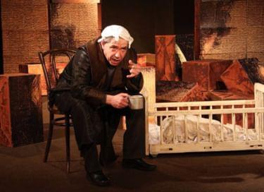 Спектакль «Опять об Пушкина»