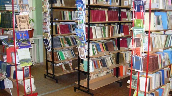Новотроицкая поселенческая библиотека
