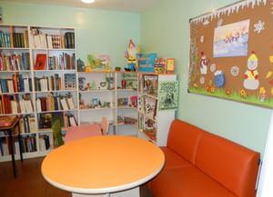 Детская библиотека № 9 округа Майская горка
