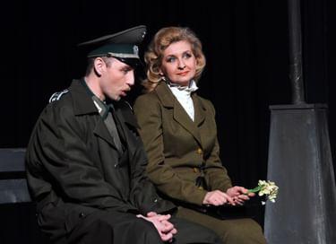 Спектакль «Они были актерами»