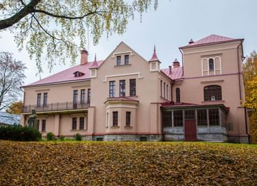 Экскурсия по мемориальному музею-усадьбе С. В. Ковалевской