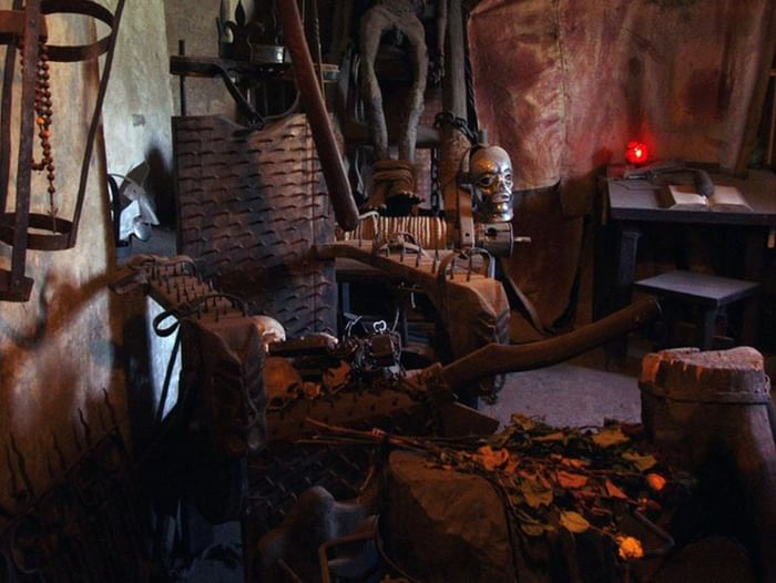 Выставка «Молот ведьм. Орудия пыток мрачного Средневековья»
