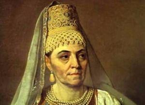 Самые необычные головные уборы русских жён