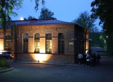 Ночь в музее «Кижи»
