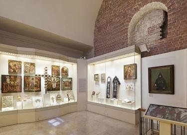 Экспозиция «Вознесенский монастырь в Московском Кремле»