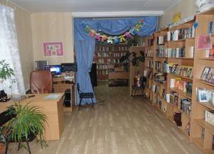 Рождественская сельская библиотека