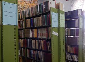 Хохол-Тростянская сельская библиотека