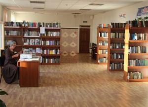 Самашкинская сельская библиотека-филиал № 3