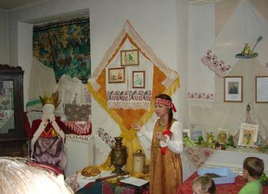 Выставка «Музей Царевны-лягушки и сказок Шадринского края»