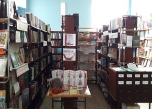Еленовская сельская библиотека-филиал № 6
