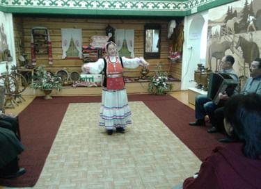 Праздник фольклора в рамках акции «Ночь музеев»
