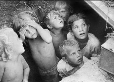 Музыкально-литературная композиция «Дети войны»