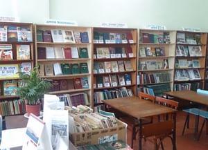 Садовская сельская библиотека-филиал № 11
