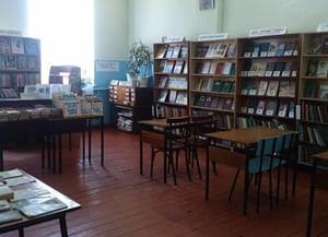 Преображенская сельская библиотека-филиал № 10