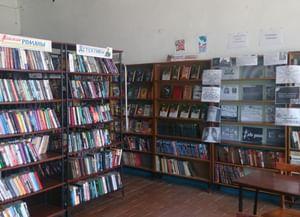 Новосевастопольская сельская библиотека-филиал № 9