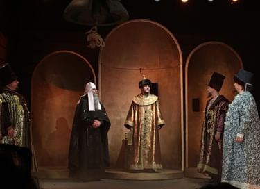 Спектакль «Достиг я высшей власти... Картины смутных времён»