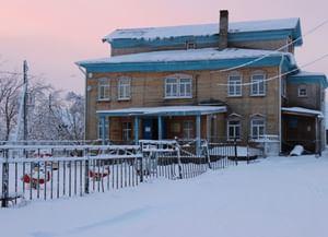 Библиотека-филиал № 5 с. Великовисочное
