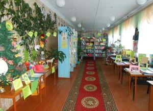 Волченская сельская библиотека-филиал № 7