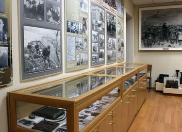 Выставка «Партизанская слава»