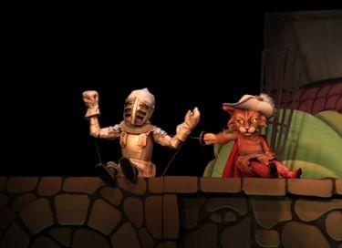 Спектакль «Кот в сапогах»