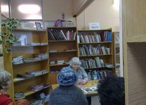 Библиотека № 1 г. Гатчина