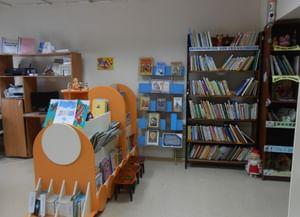 Фролищенская поселковая библиотека