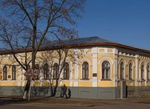 Борисоглебская детская городская библиотека им. Ю. Ф. Третьякова