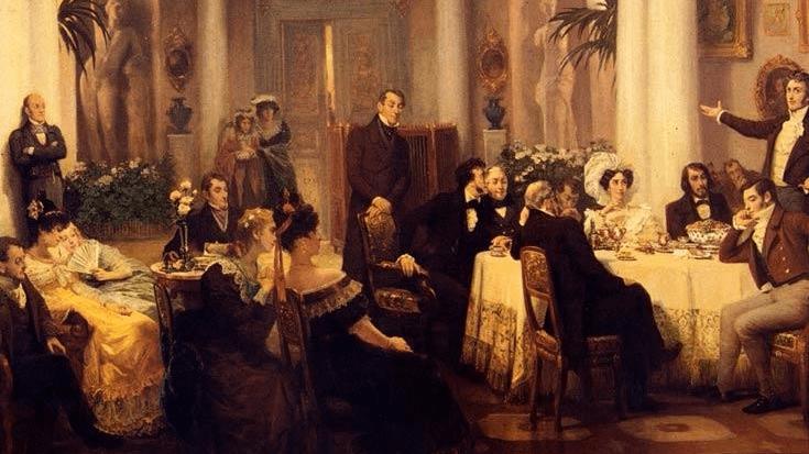 Литературный петербург 19 века доклад 8836